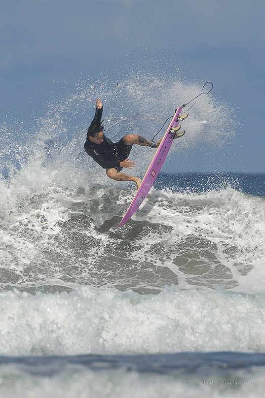 Equilibrio, Playa de Gros