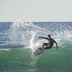Semicirculo, Playa de Gros