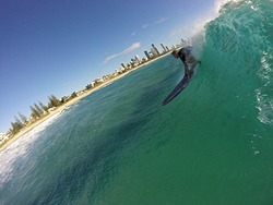 Mermaid beach photo