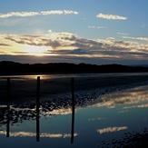 Reflections, Portstewart Strand
