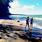 Durand Beach, Durand Eastman Beach