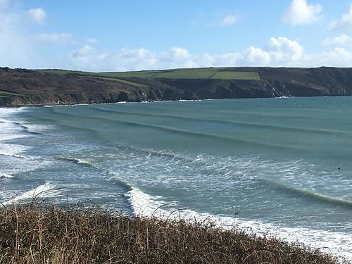 Pendower Beach Surf Forecast And Surf Reports Cornwall South Uk