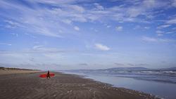 Gentle surf, Cefn Sidan, Pembrey photo
