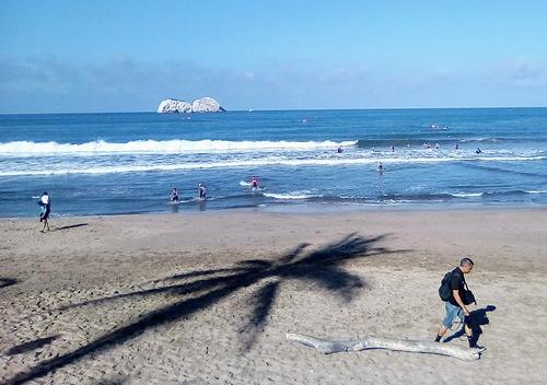 Playa Olas Altas, Ollas Altas