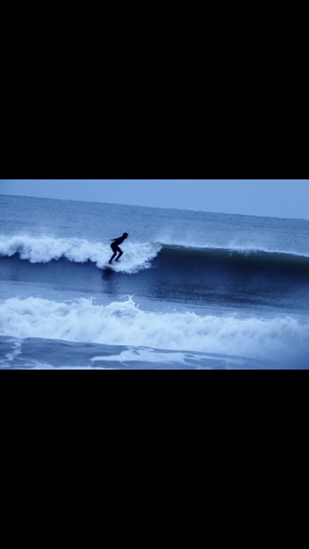 Ardmore surf break