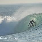 Surfar na Pedra Branca