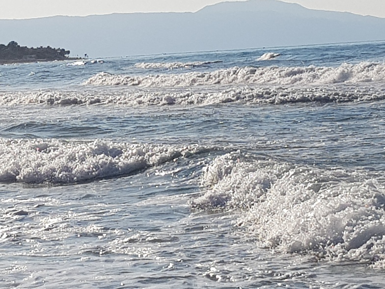 Agia Marina or Platanias surf break