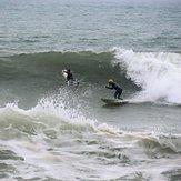 Fra waves, Pampilla