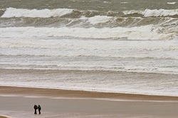 12 feet of fury, Woolacombe photo