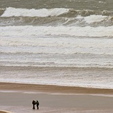 12 feet of fury, Woolacombe