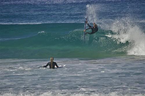 Tyler Ikin, Bendalong Beach