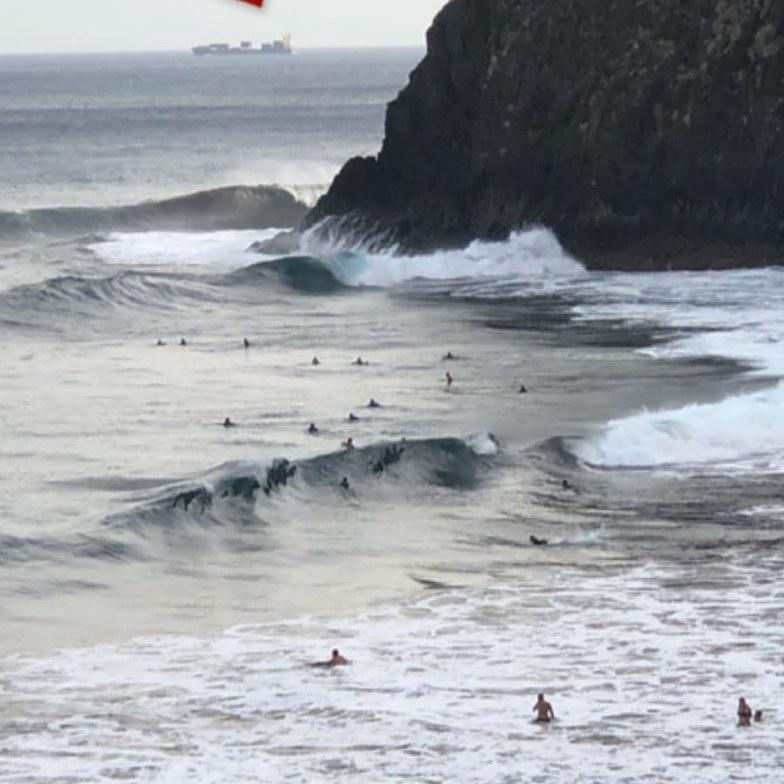 Las Gaviotas Surf Photo By Aginey 6 30 Am 16 Jul 2018