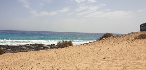 Marquezitos, Glass Beach