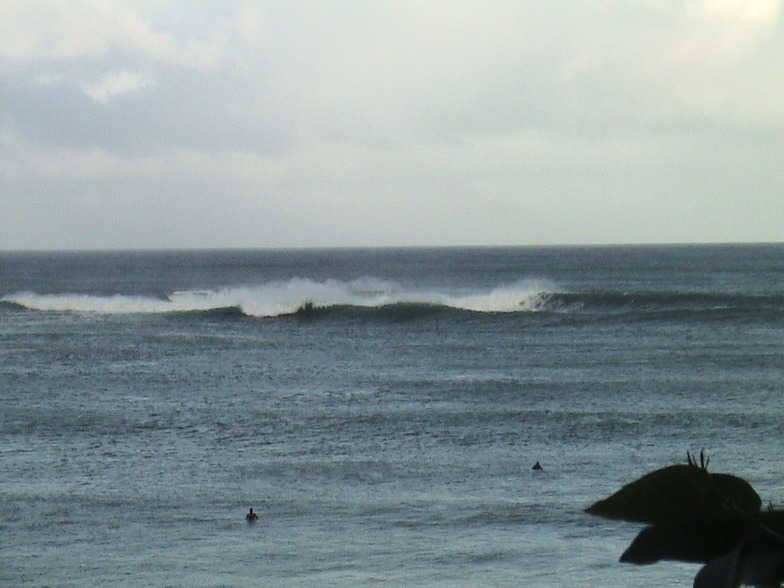 Eaglehawk Neck Reef surf break