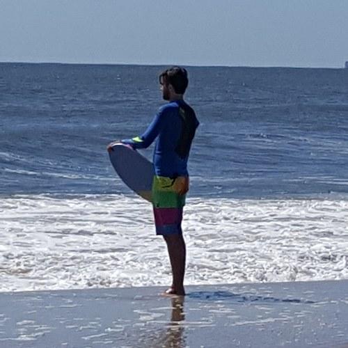 Skim boarding, Jones Beach State Park