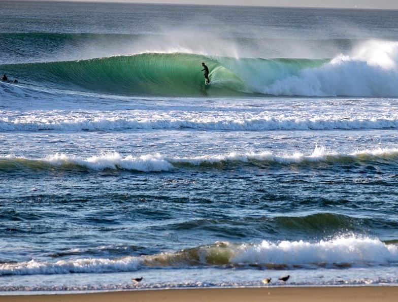 Moss Landing surf break