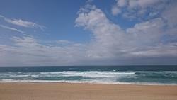 Arna plage centrale  photo