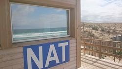 La cabane des sauveteurs naturistes, Arna Plage photo