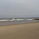 October afternoon, Salisbury Beach