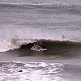 Hurricane Lorenzo Swell, Fall Bay