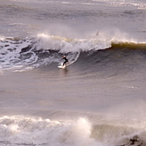 Hurricane Lorenzo Swell at Fall Bay