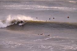 Hurricane Lorenzo Swell at Fall Bay photo