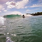 Perfect wave !, Playa Grande