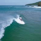Playa grande drone pic!