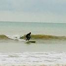 Saturday morning swell - west pier, Brighton