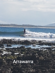 Arrawarra Headland photo