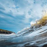Southerdown wave, Southerndown