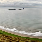 Rhossili, October 2019
