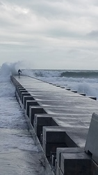 Nestor's doing., Holmes Beach Pier photo