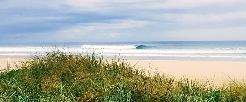Pottsville Beach break guide