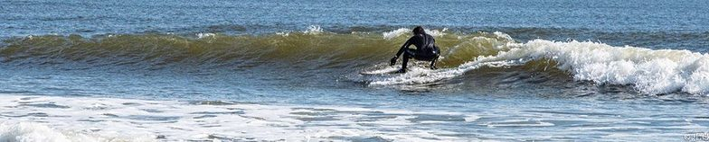 Coastguard/St Simons surf break