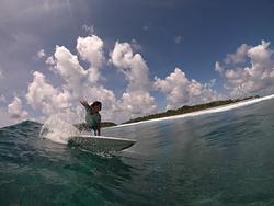 Surf Girl, Ninja's photo