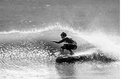 Surf, Black Rock photo