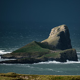 Worm's Head, Gower, Rhossili