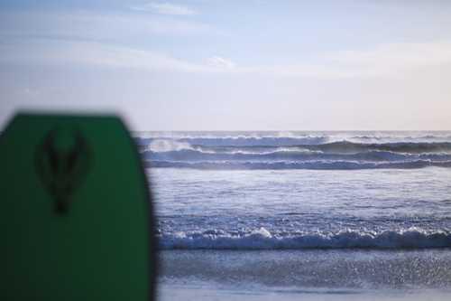 Baylys, Baylys Beach