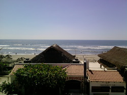 Playa Bonfil Acapulco Mex photo