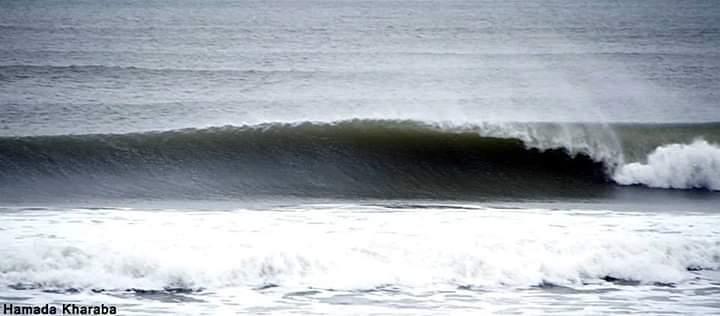 Azemmour Plage surf break