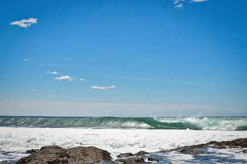 Derecha mística, punta sur, Cabo Raso