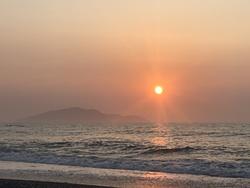 Otaki beach photo