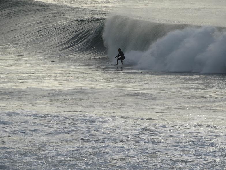 Redondo Beach surf break