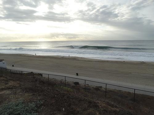 Redondo Beach California at The Ave's