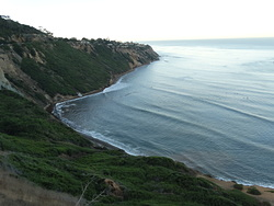 Palos Verdes California The Cove, Indicator photo