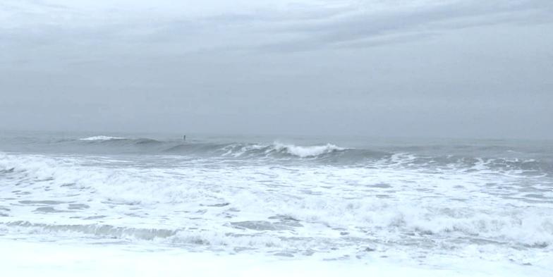 Cesano Piramidi surf break