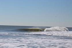 Clean w/ offshore winds, Pelican Watch photo