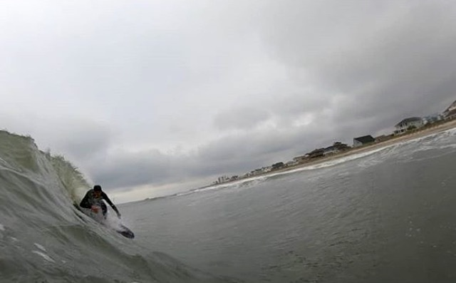 Wrightsville Beach Surf Photo By Andrew
