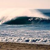 Perfect left, Praia da Vagueira